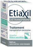 Acheter Etiaxil Aisselles Détranspirant peau sensibles Roll-on/15ml à Paris